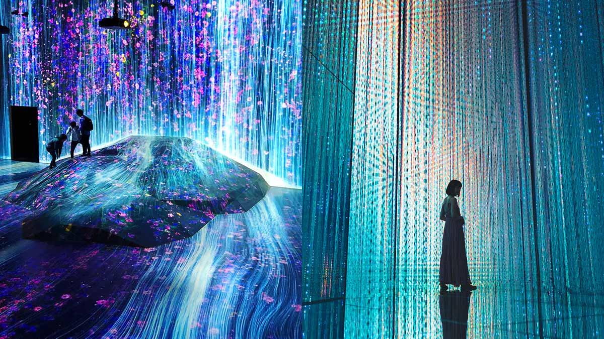 List Of Cool Interactive Art