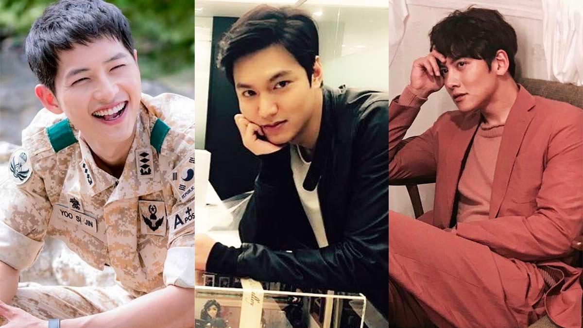Top 10 Most Handsome Korean Actors - Trending Top Most