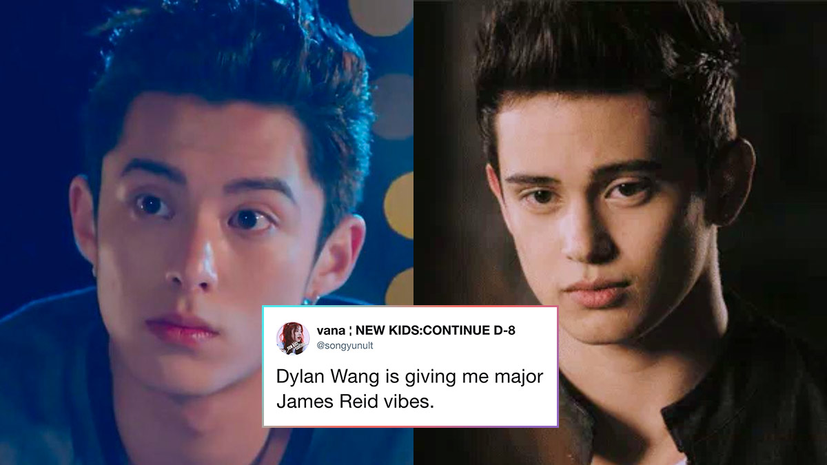 James Reid And Dylan Wang Are Lookalikes