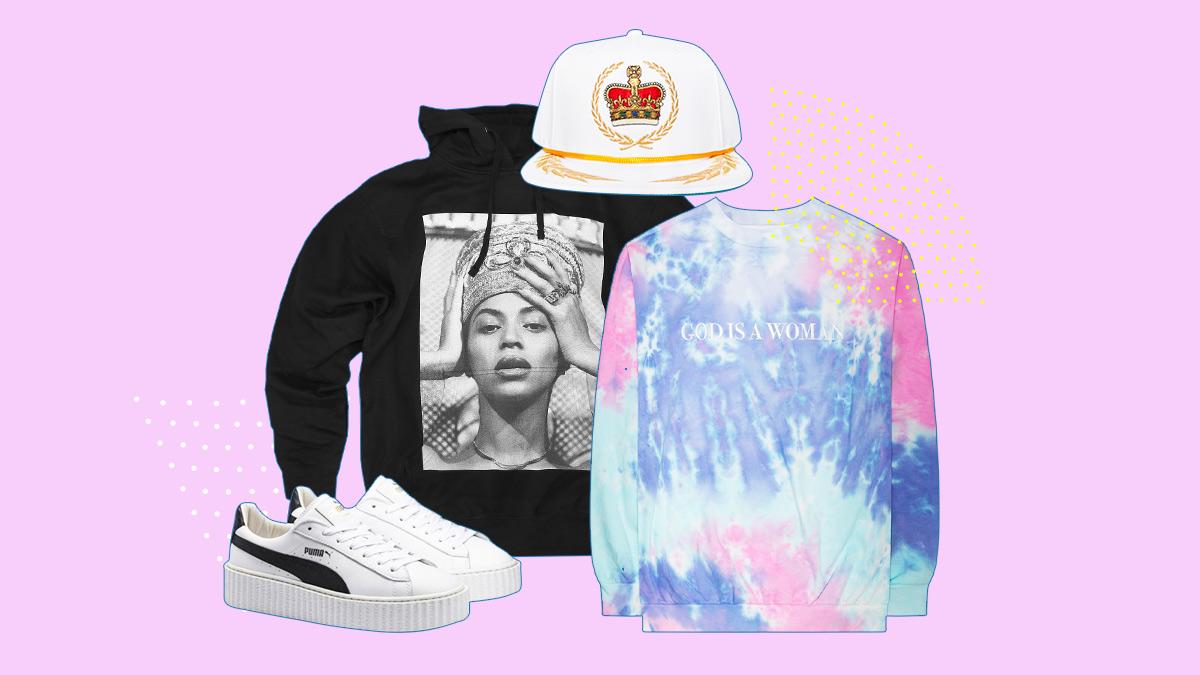 ceec9e7b4 Celebrities With Stylish Fan Merchandise