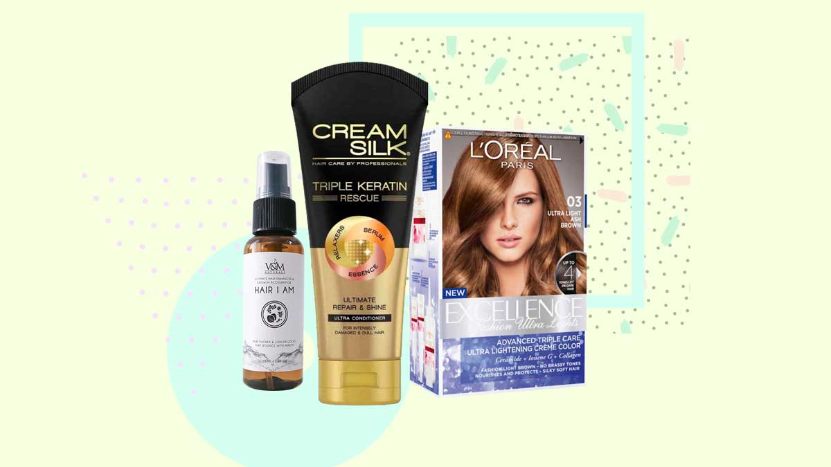 Hair Products That Are As Good As Salon Treatments
