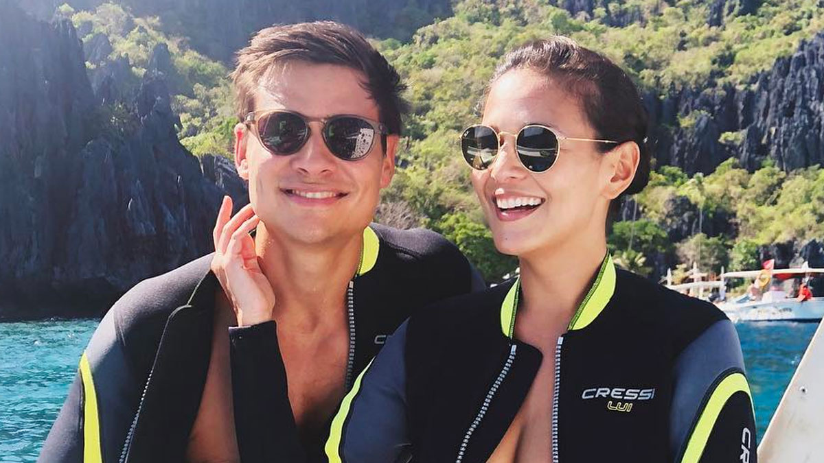 4a9622f2 Iza Calzado Revealed When She'll Be Getting Married To Ben Wintle
