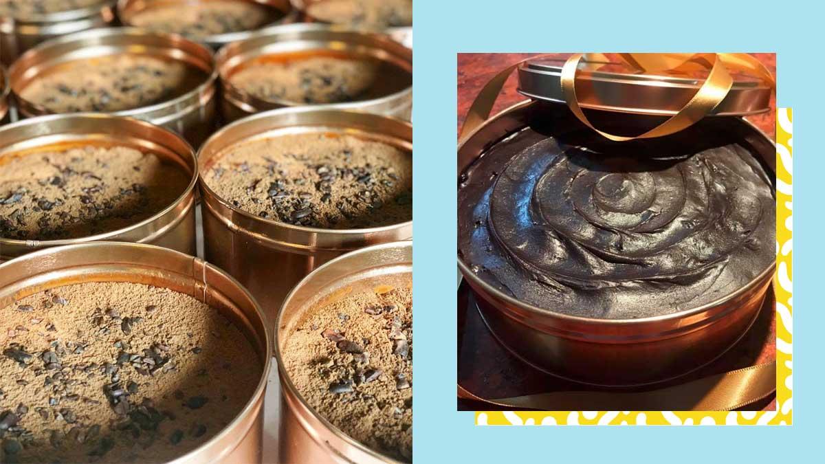 Tin Can Chocolate Cake Manila: Where To Buy 2019