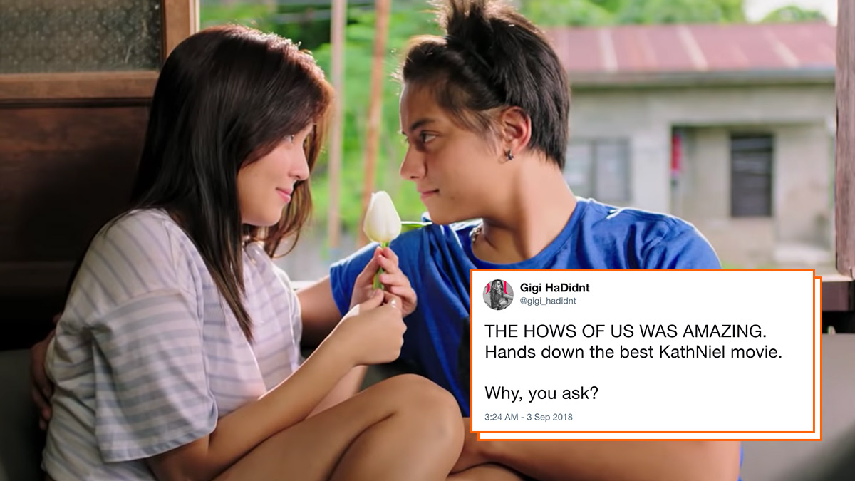 Twitter Reacts To New KathNiel Film 'The Hows Of Us'