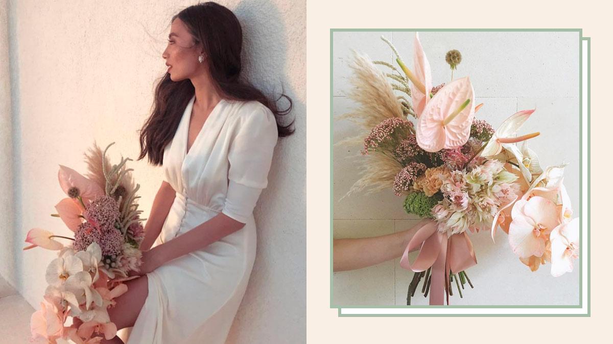 Martine Cajucom S Bridal Bouquet