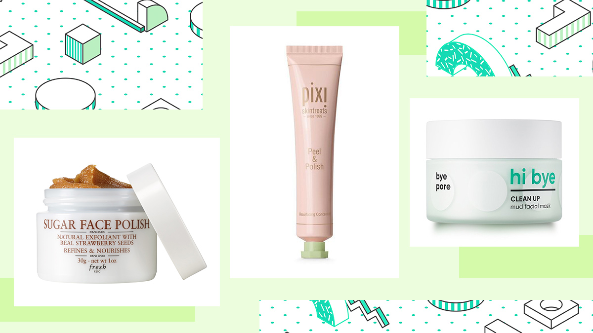Exfoliating Products For Blackheads Whiteheads