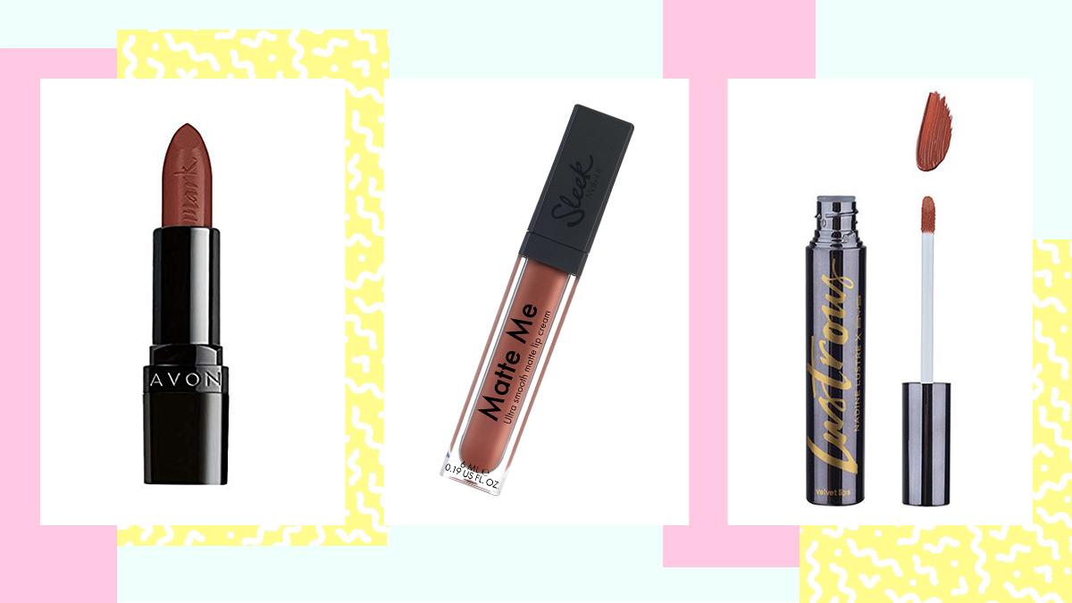 Best Brown Lipsticks