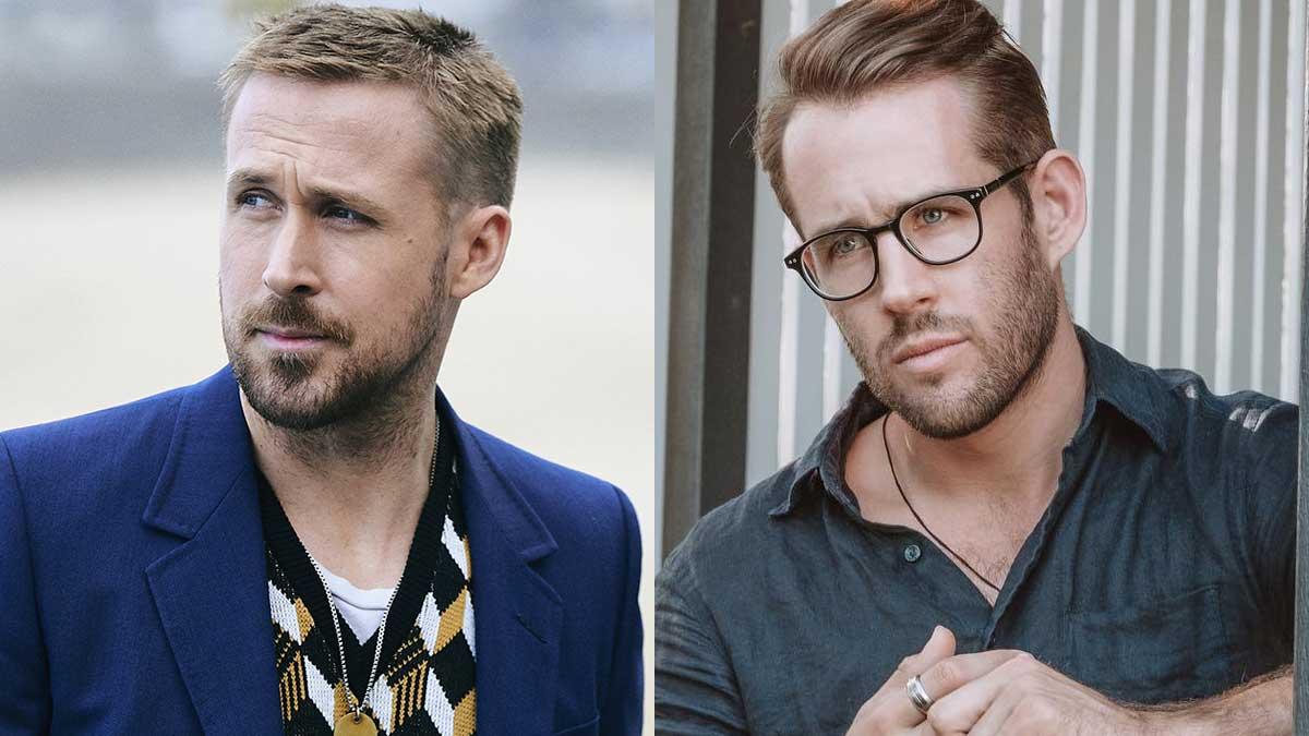 Ryan Gosling And Ryan Reynolds Lookalike Shaun Birley