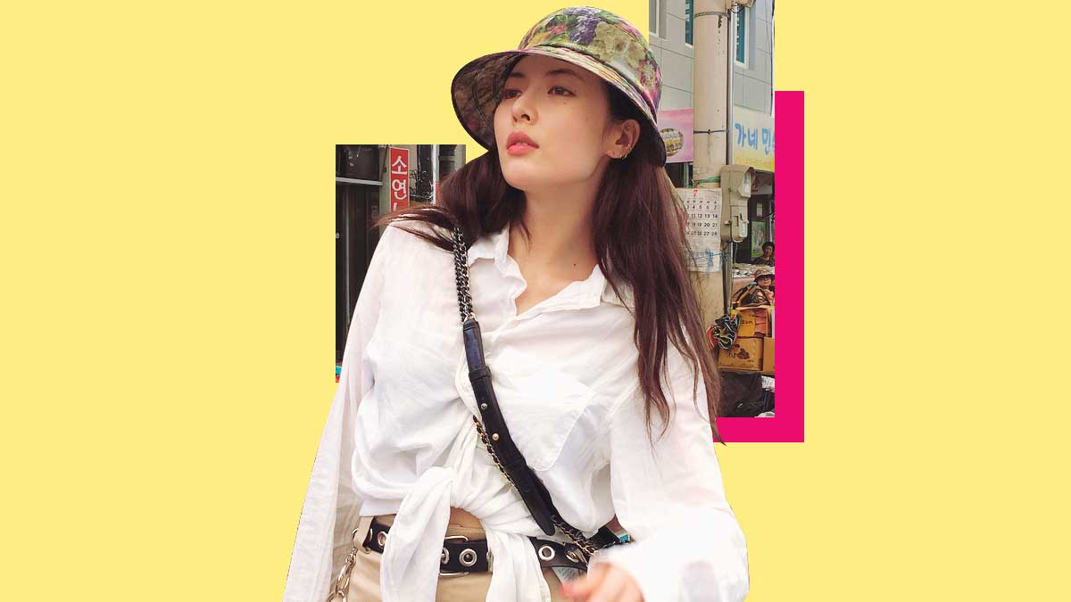 33074e149134 10 Hat OOTDs To Copy From K-pop Star Hyuna