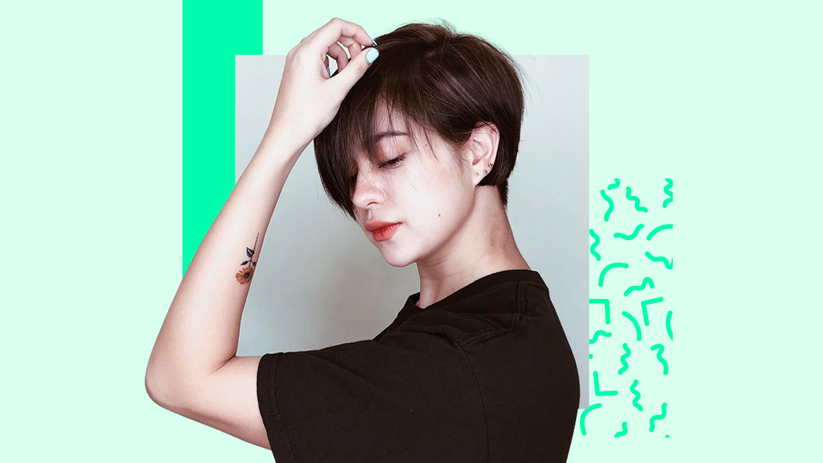 Sue Ramirez Is Growing Out Her Pixie Cut