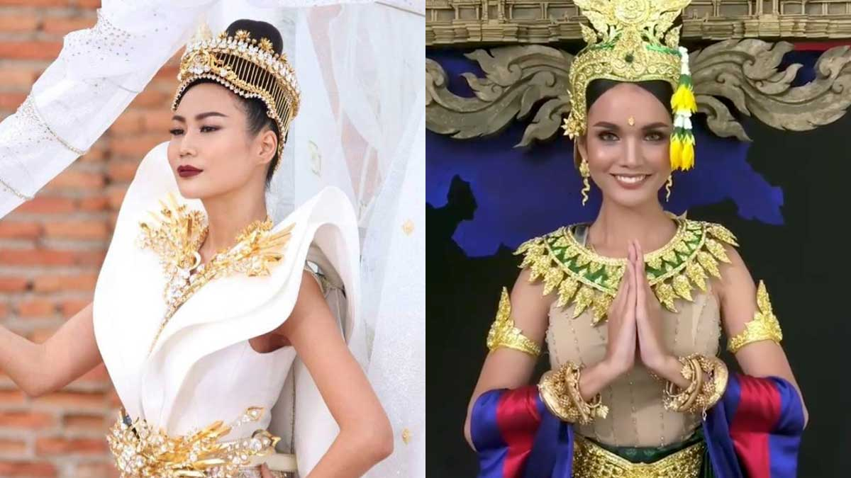 Miss Univers 2018 >> Miss Universe 2018 National Costumes Cosmo Ph