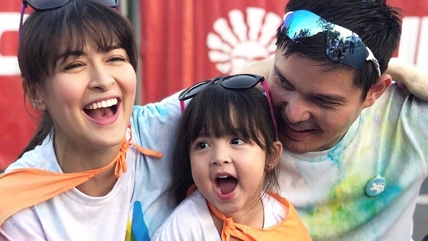 Dingdong Dantes And Marian Rivera's Beautiful Video ...
