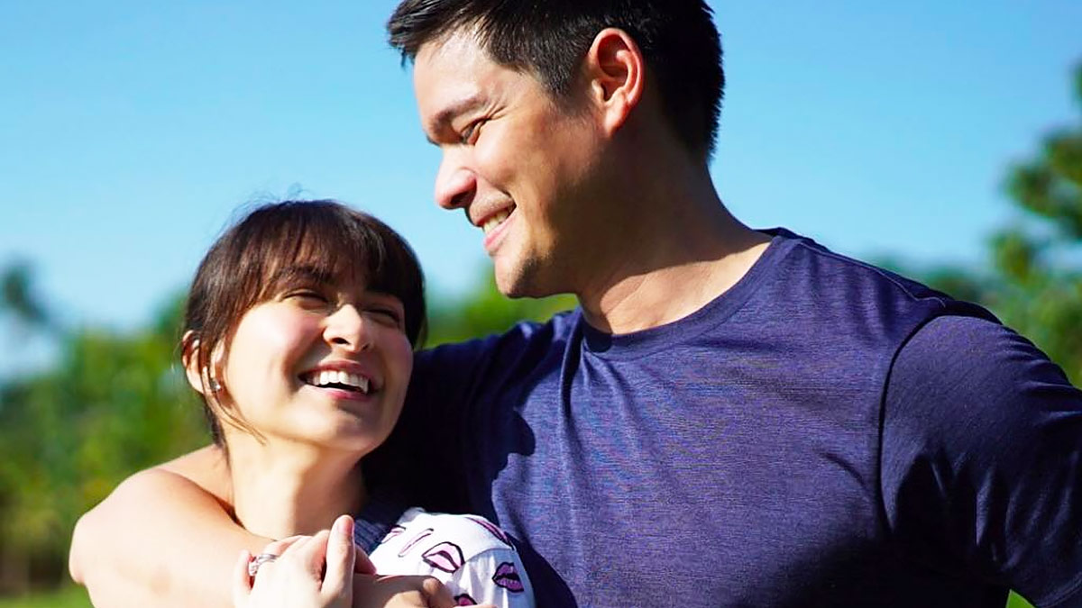 Marian Rivera And Dingdong Dantes Gender Reveal Video