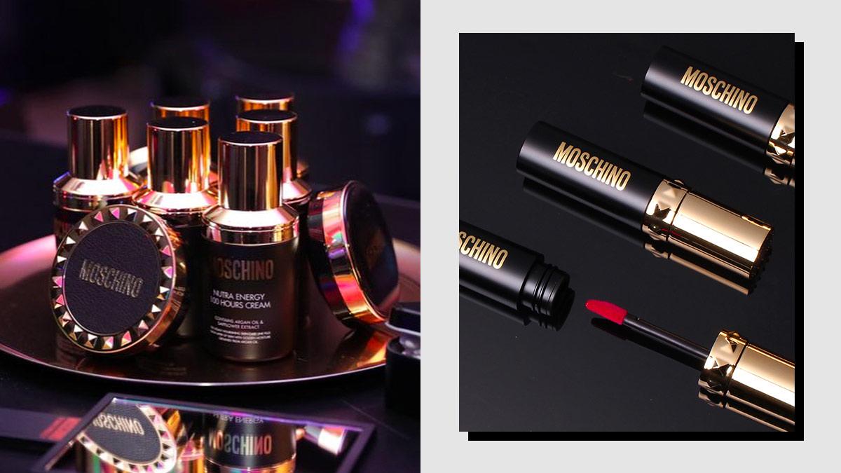 Moschino X Tonymoly Makeup Collection