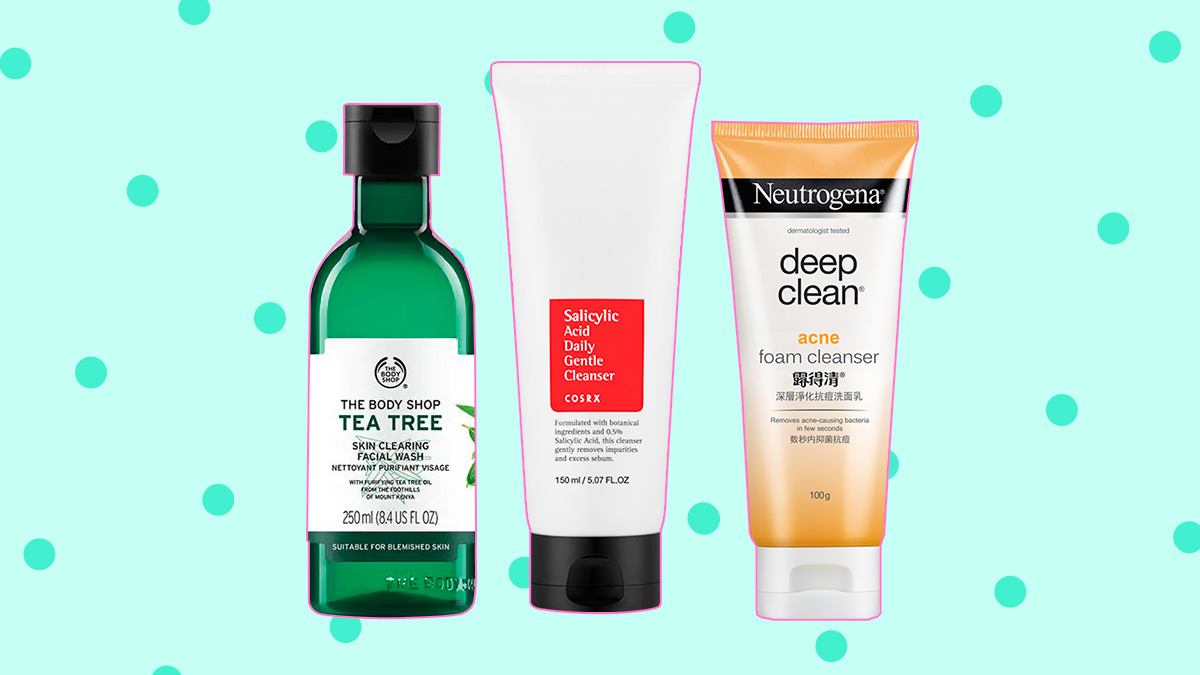 Best Facial Cleansers For Acne Prone And Oily Skin