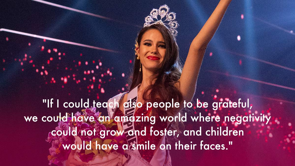 Miss Universe Winners Q&A Since 2010