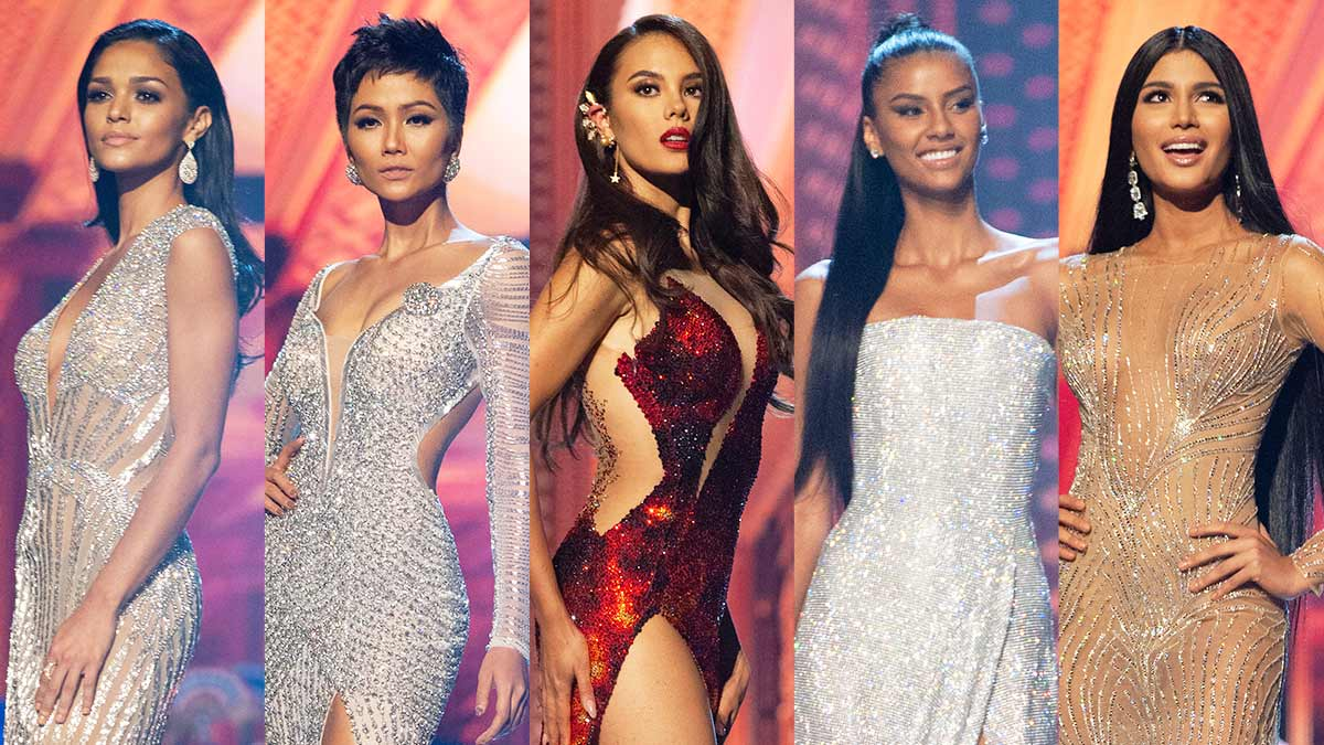 Miss Universe 2018 Top 5 Question And Answer Full Transcript