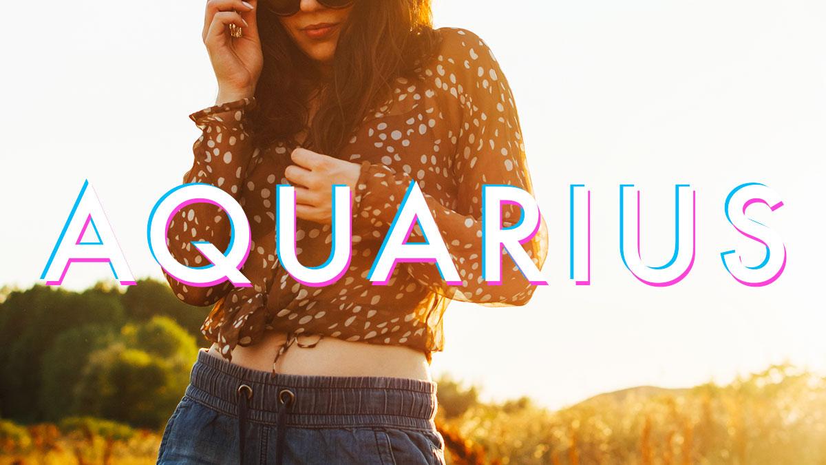 cosmo horoscope aquarius