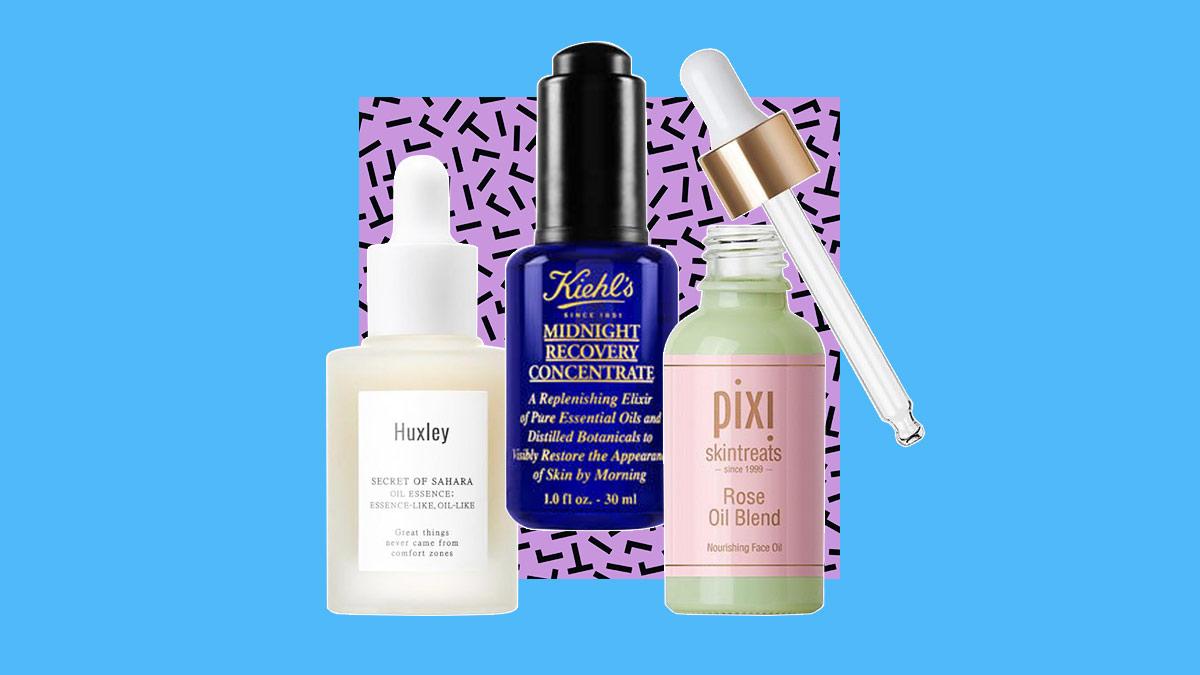 Face Oils For Oily Skin