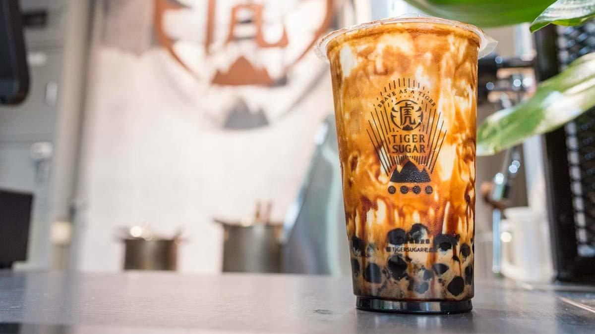 Tiger Sugar Milk Tea Spot Is Now In Bgc