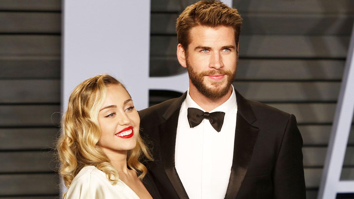 Miley Cyrus Birthday Greeting For Liam Hemsworth | Cosmo.ph
