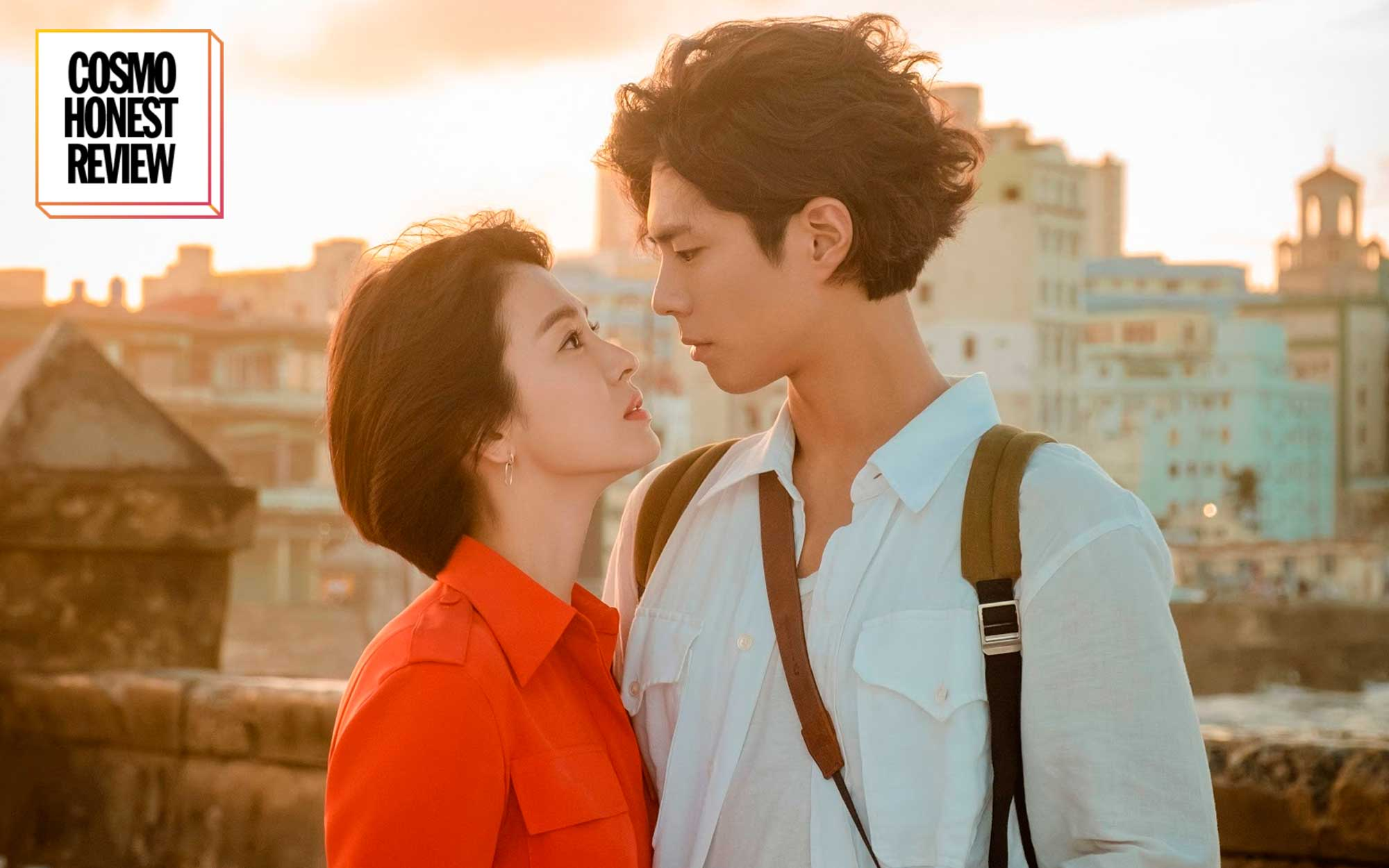 K-Drama Review Of 'Encounter'