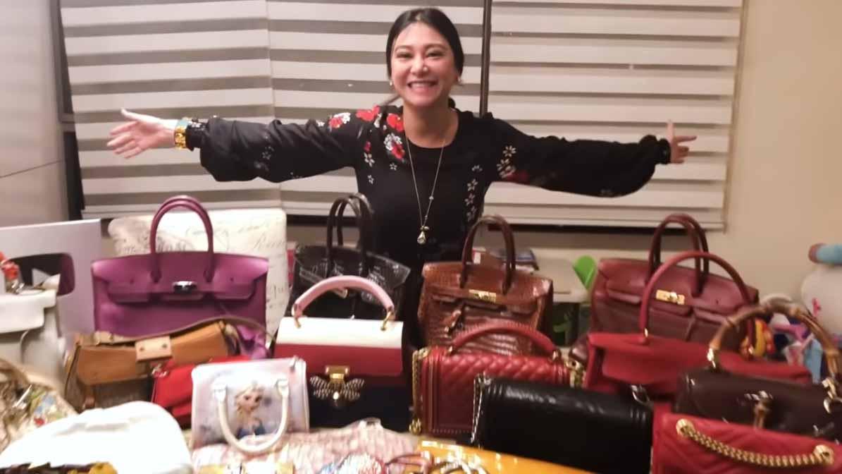10753231558 Rufa Mae Quinto's Designer Bag Collection