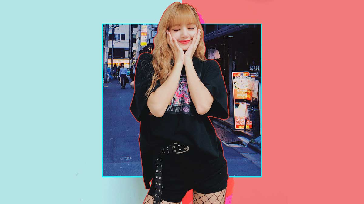 Image result for blackpink lisa