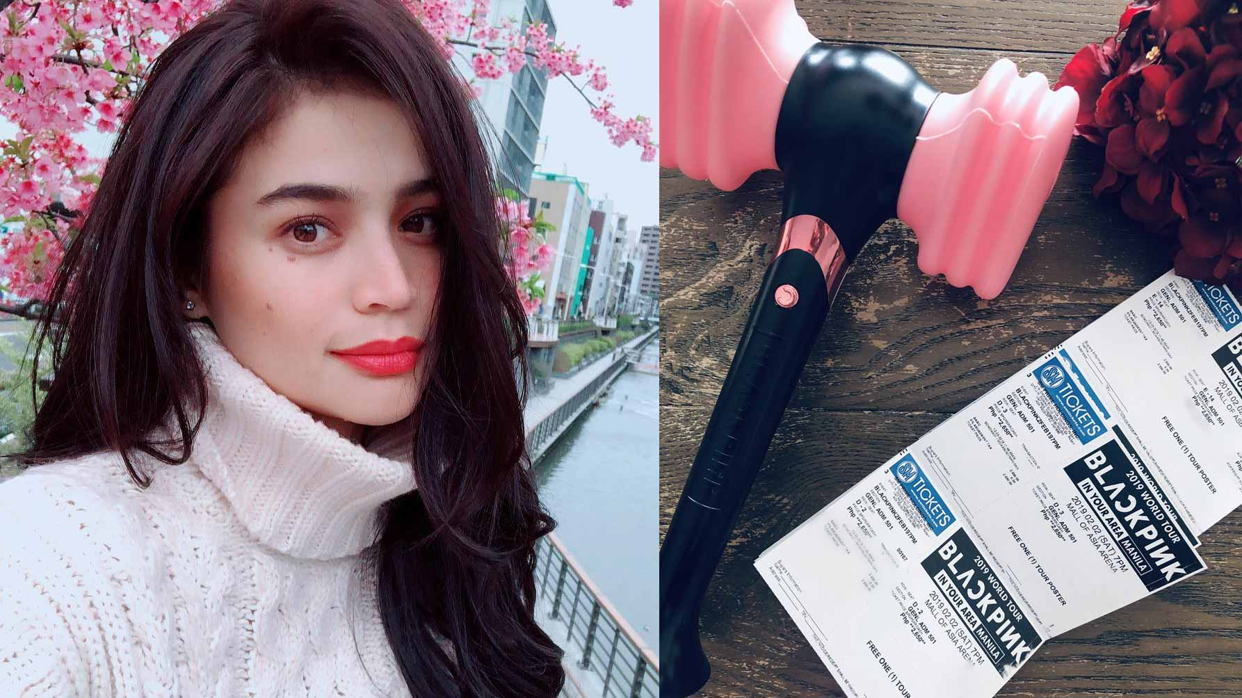 Anne Curtis Gives Blackpink Concert Tickets To Fans