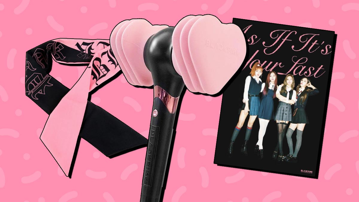 YG Is Selling Official BLACKPINK Merch On Shopee