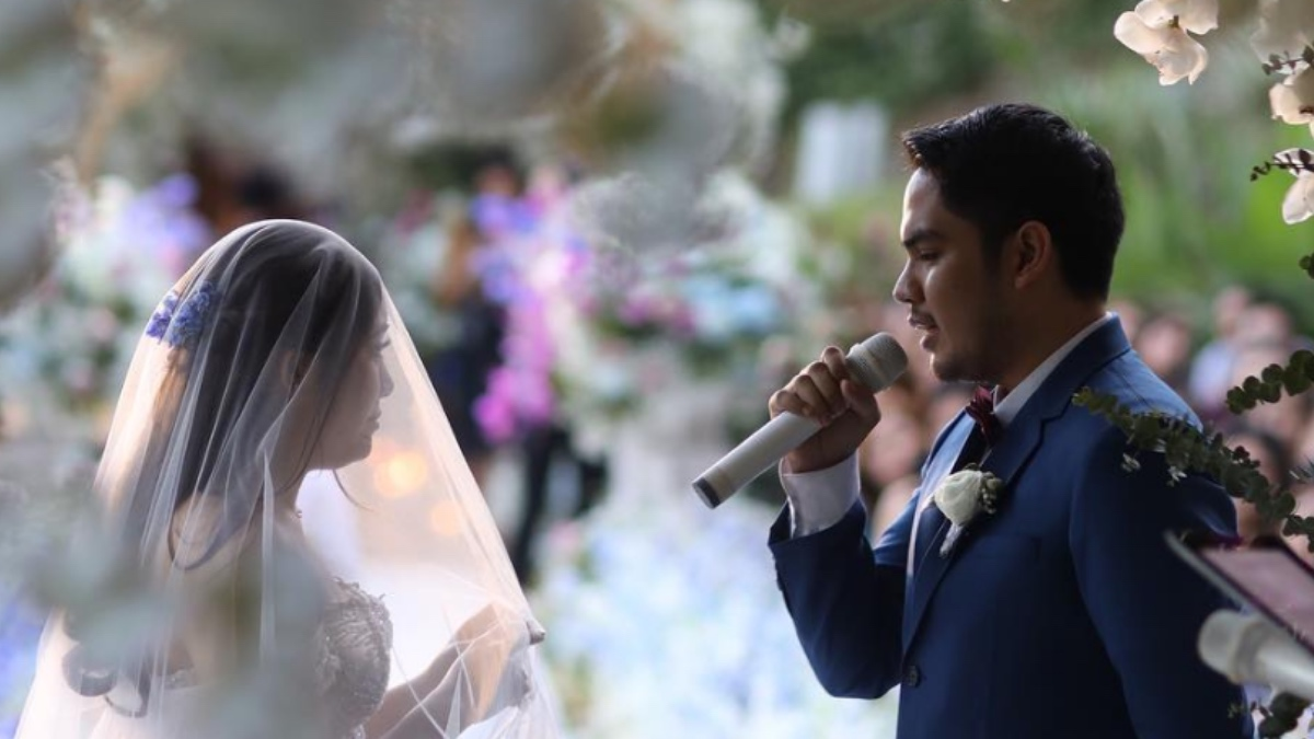 Official Wedding Photos.Watch The Official Wedding Video Of Moira Dela Torre And