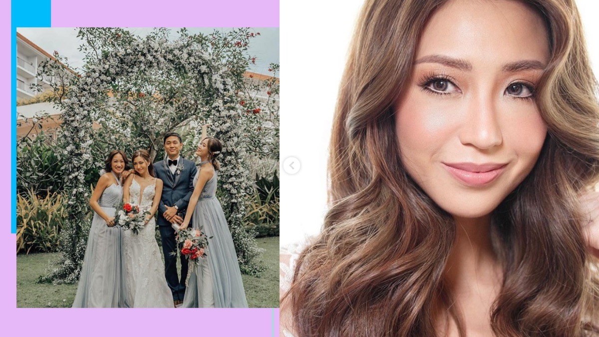 More Pictures From The Kryz Uy Slater Young Wedding