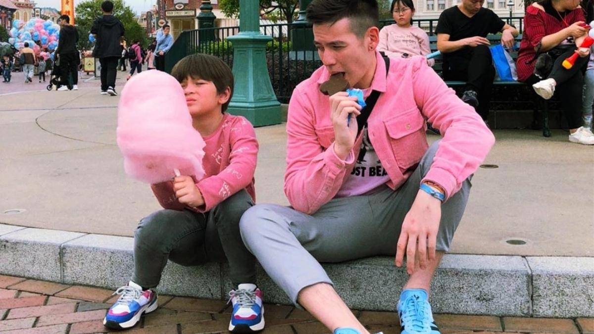 Jake Ejercito spends quality time with his daughter Ellie