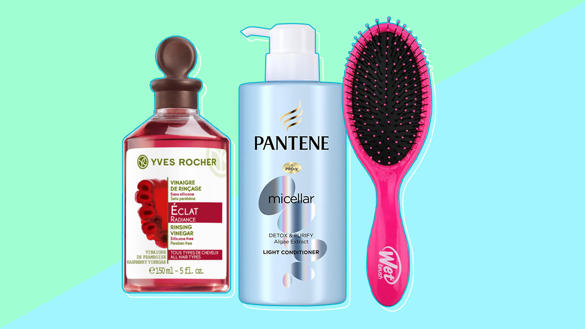 The Best Hair Products For A Clean Scalp