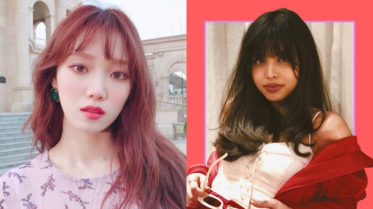 A Guide To Different Bangs Hairstyles