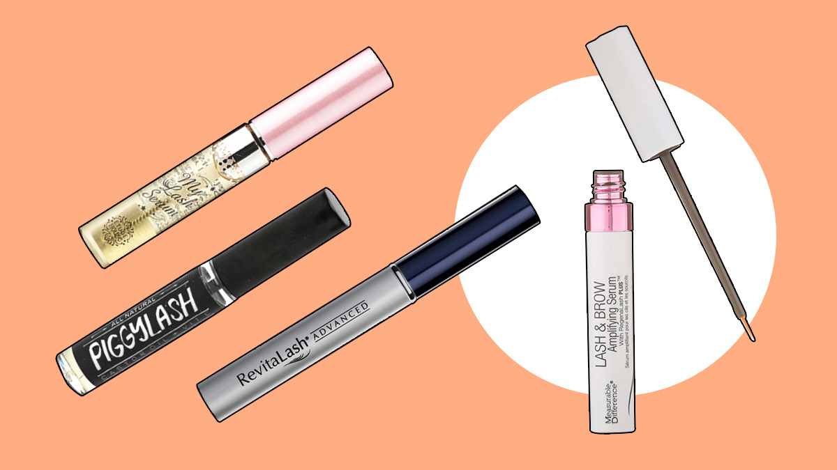 2a926f4024c For the sake of achieving lush, thick lashes, I am willing to try anything.  Case in point: I've already gotten an eyelash perm, tried castor oil, ...