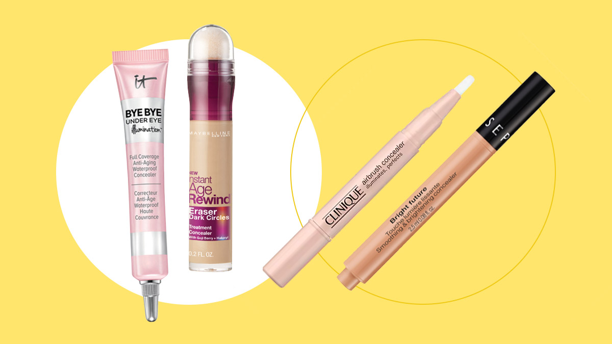 Best Brightening Concealers For Eye Bags And Dark Circles