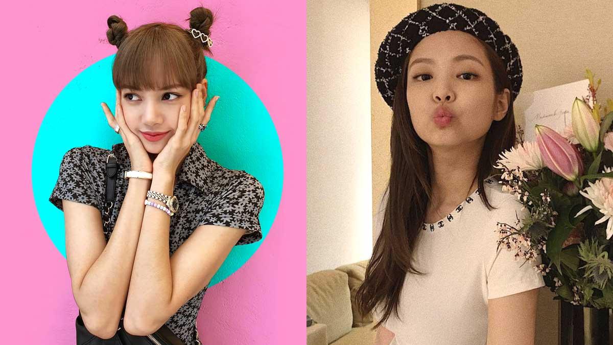 Jennie Lisa Rose Jisoo Of Blackpink Long Hairstyles