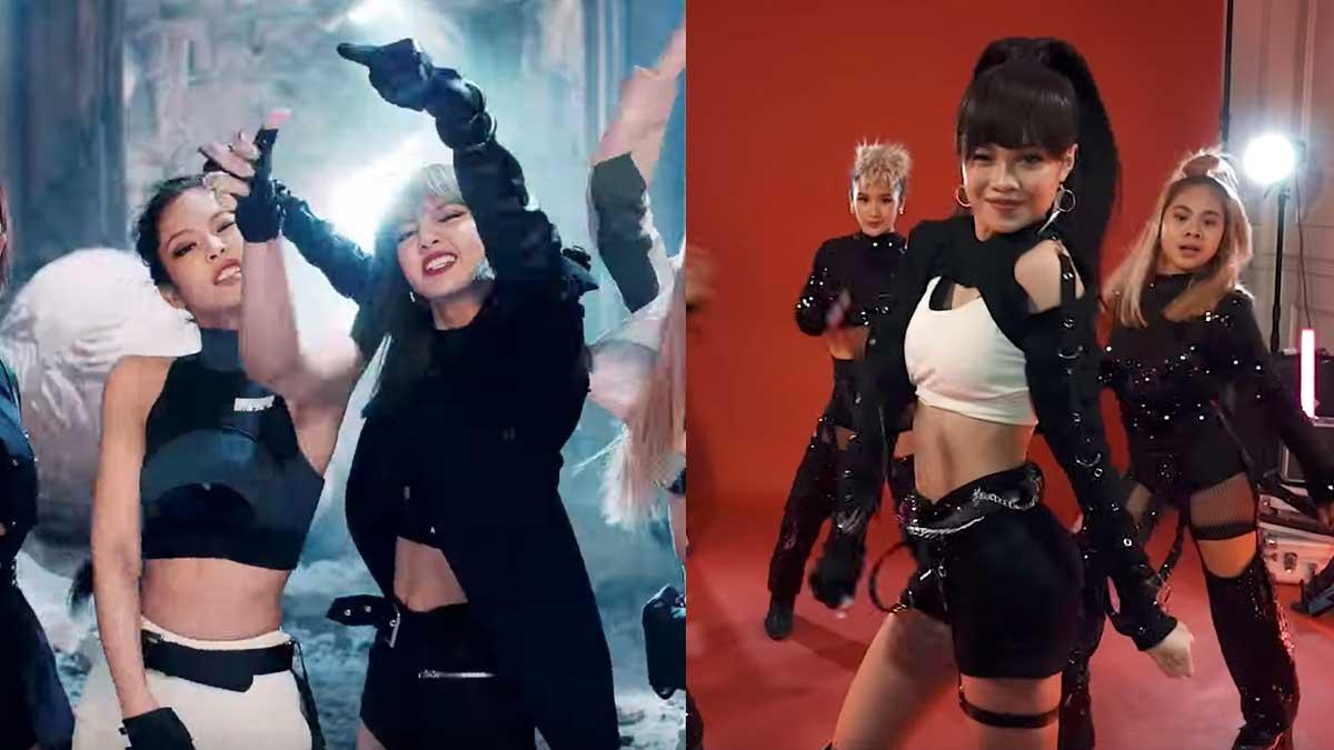 Kill This Love Dance Cover By AC Bonifacio Praised By