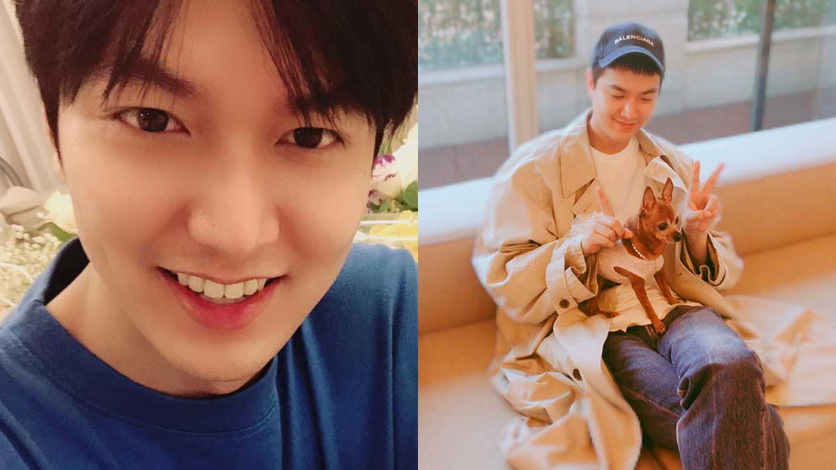 cad03152 Lee Min Ho's New IG Posts After Getting Discharged From Military Service  Are Giving Us All The Feels
