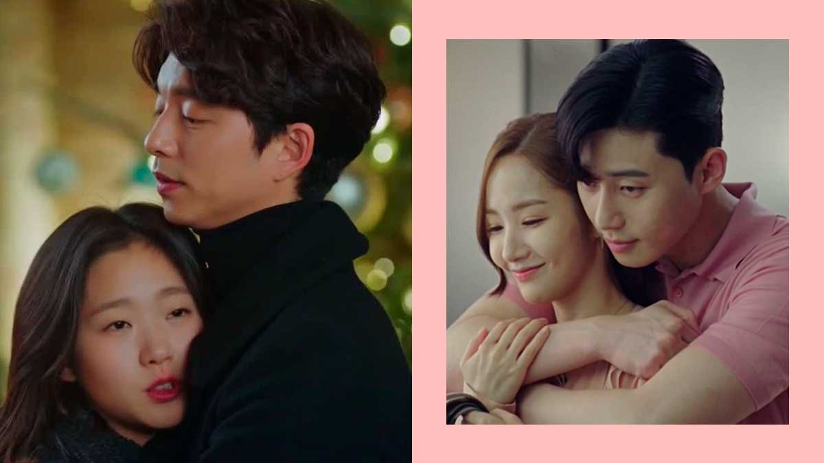 Different Types Of K-Drama Hugs