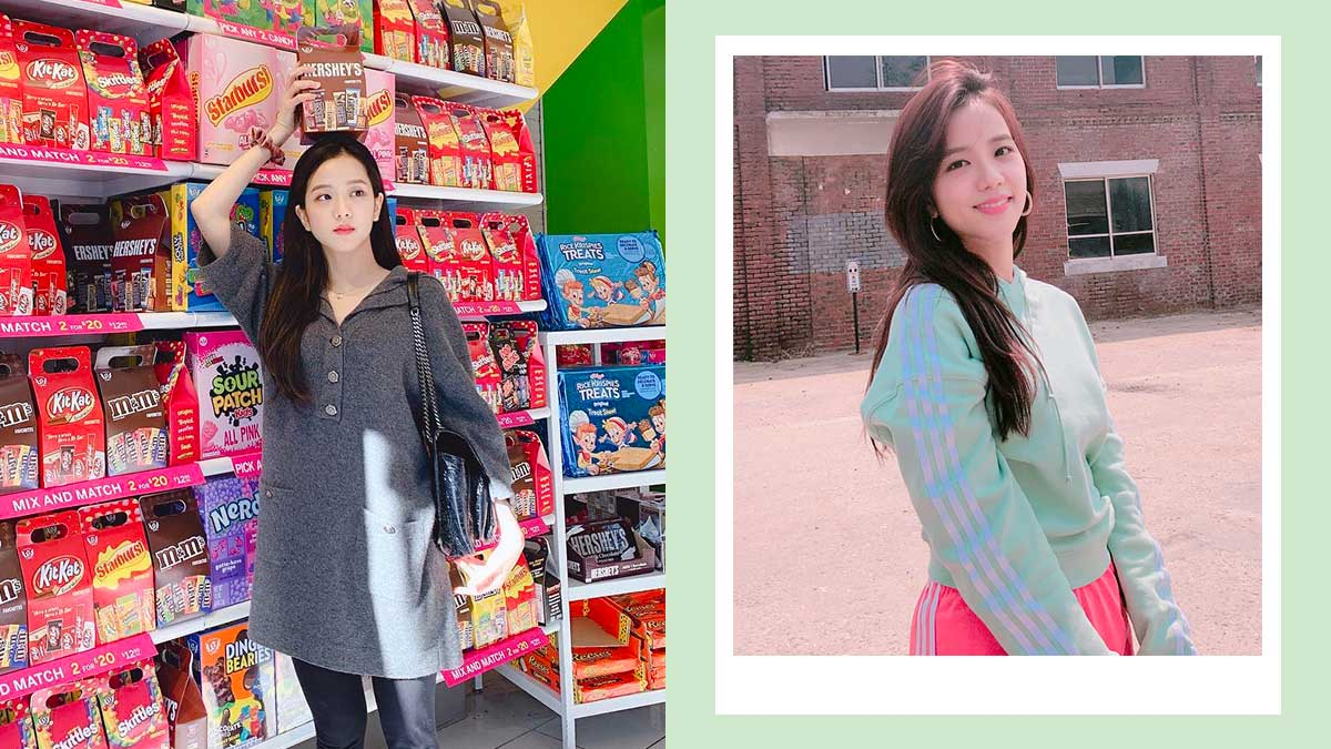 Blackpink Outfit Ideas: BLACKPINK Jisoo's Casual Outfit Ideas