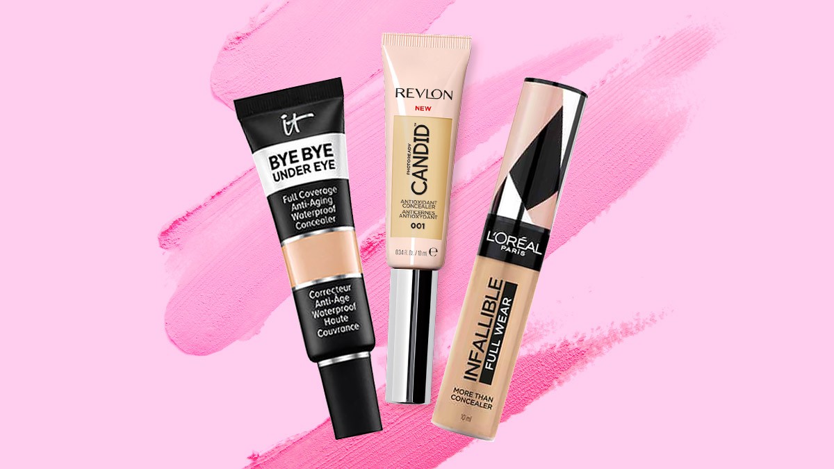 Price List: Best Concealers For Eye Bags, Dark Circles, And