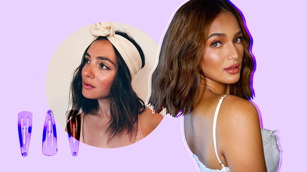 20 Hairstyles For Shoulder Length Curly Straight And Wavy Hair