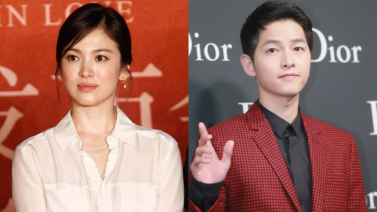 Song Hye Kyo And Song Joong Ki Are Officially Divorced