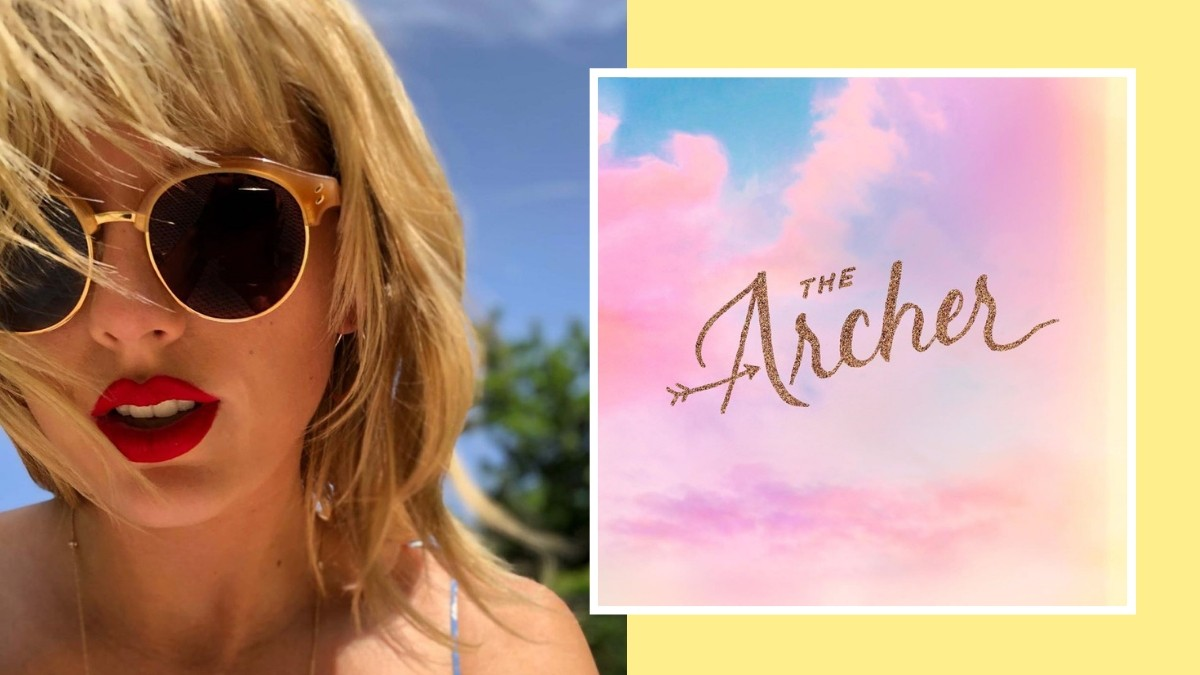 Taylor Swift Releases New Song The Archer From Lover Album