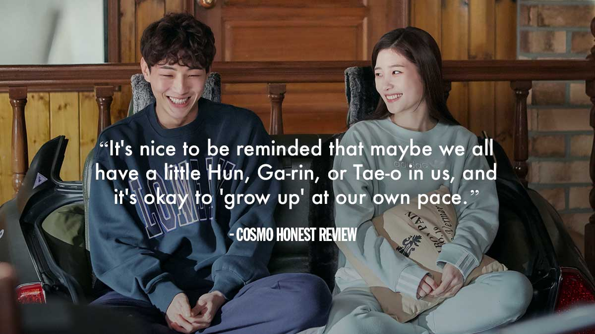 K-Drama Review Of My First First Love Season 2