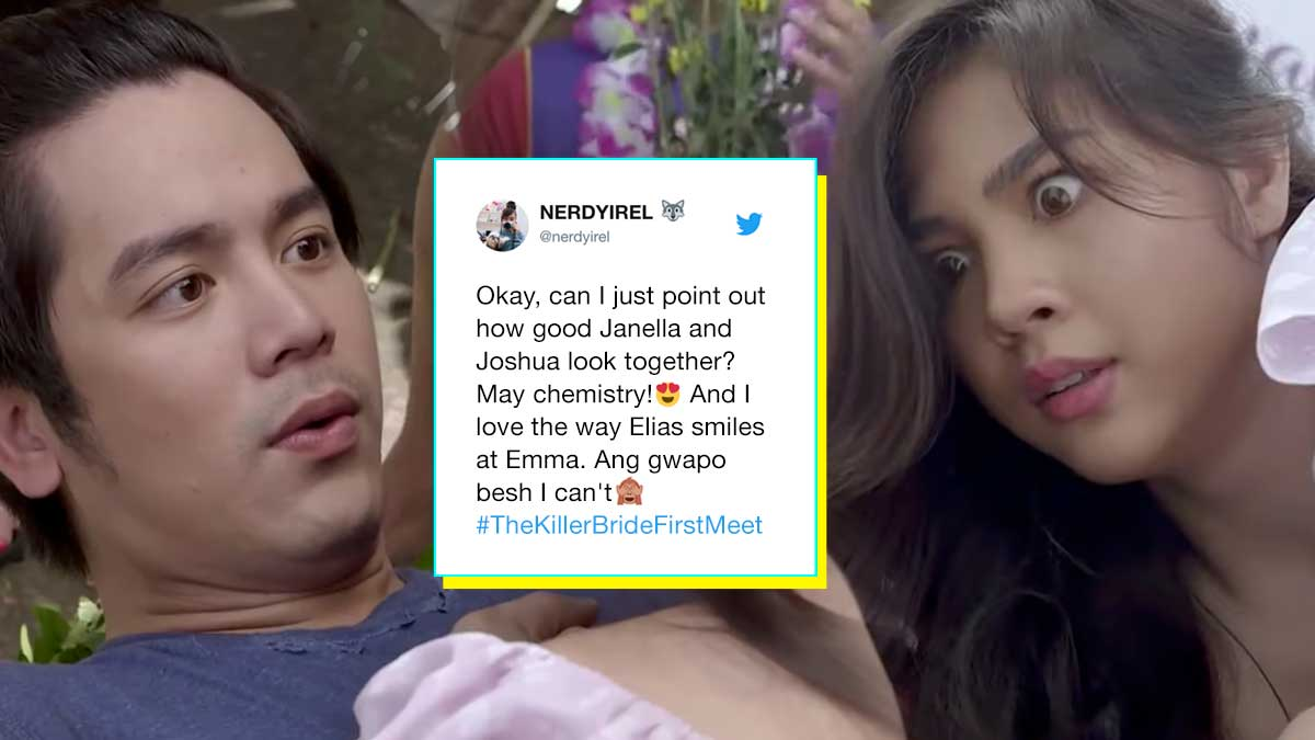Twitter Reactions To Joshua Garcia And Janella Salvador\u0027s