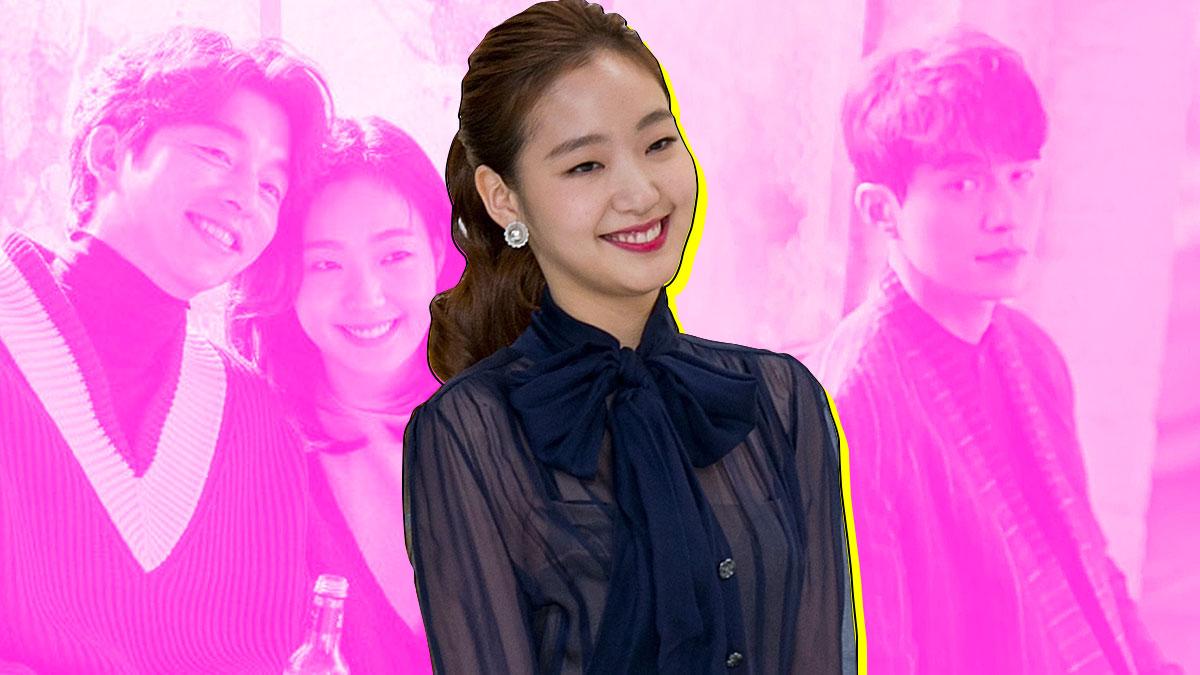 Kim Go Eun Talks About Her Friendship With The Goblin Cast