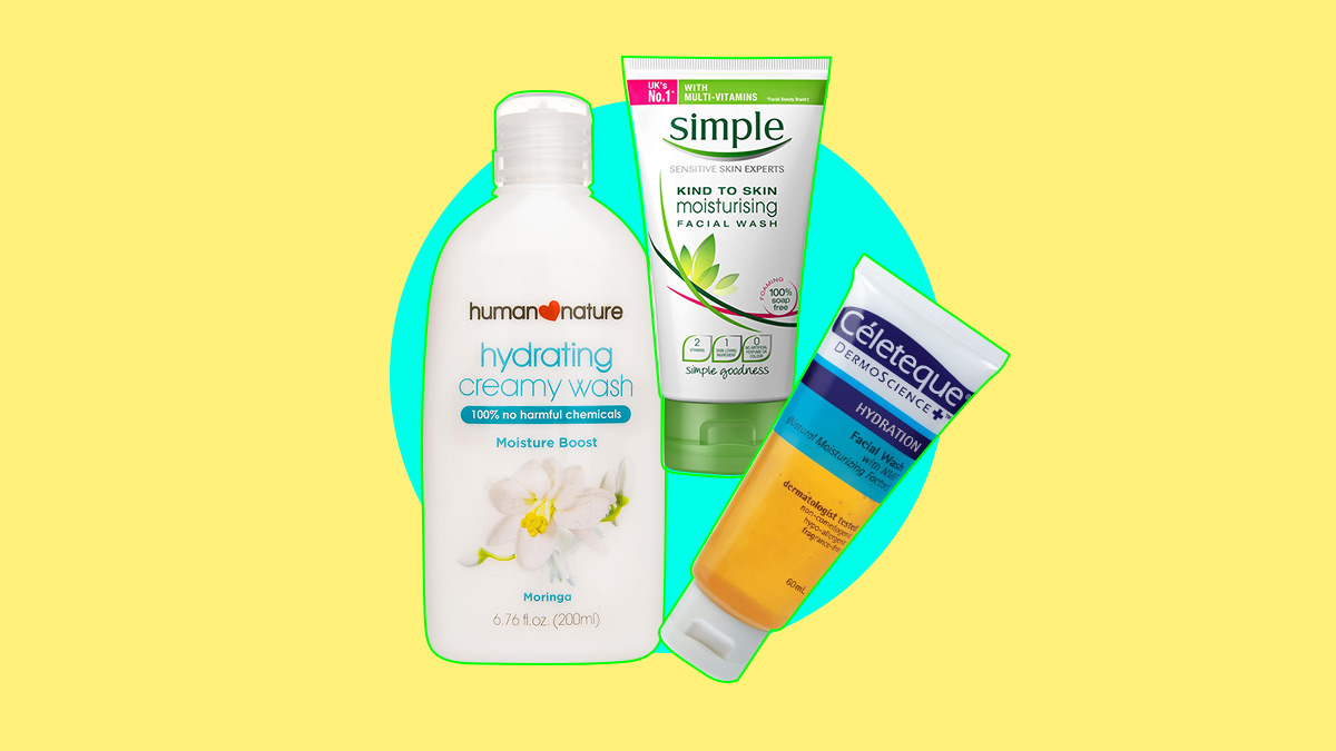 Non Drying Facial Washes Drugstore Philippines